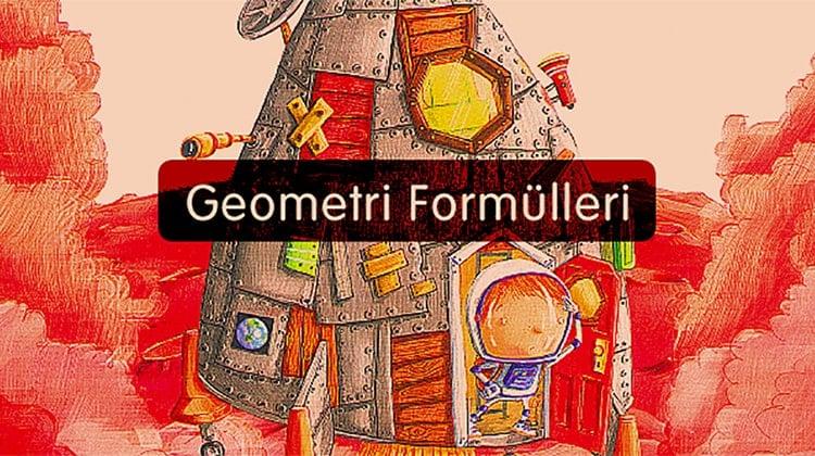 geometri formülleri